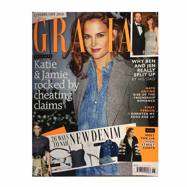 chop chop press grazia