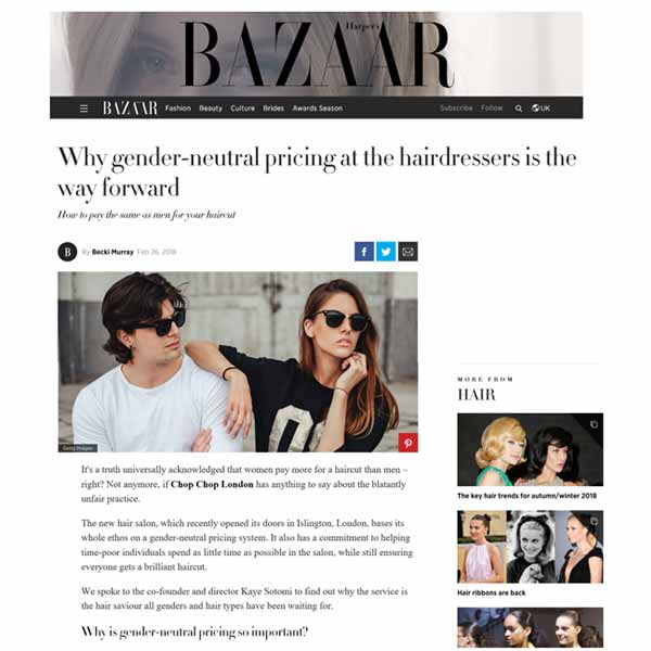 chop chop press harpers bazaar