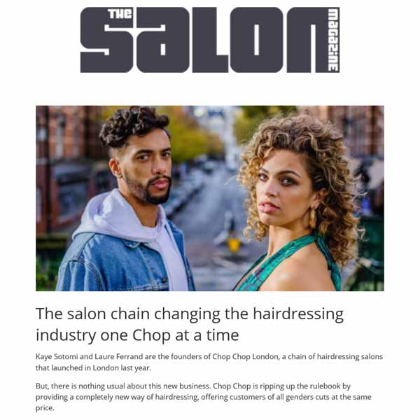 chop chop press salon magazine