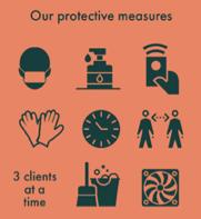 Chop Chop COVID 19 prevention measures